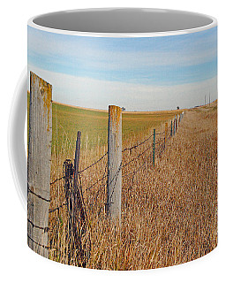 The Fence Row Coffee Mug