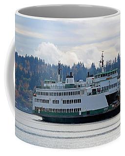 The Ferry Kitsap Coffee Mug
