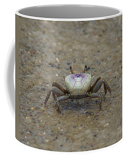 The Fiddler Crab On Hilton Head Island Coffee Mug