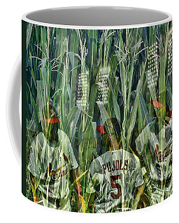 Coffee Mug featuring the photograph The Field by John Freidenberg