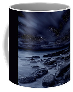 Coffee Mug featuring the photograph The Final Frontier by Jorge Maia