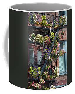The Fire Escape Coffee Mug