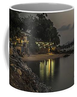 The First Evening Light Reflections Coffee Mug