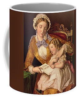 The First Lesson Coffee Mug