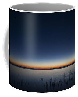 The First Light Of Dawn Coffee Mug