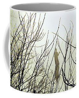Coffee Mug featuring the photograph The Fisherman by Robyn King