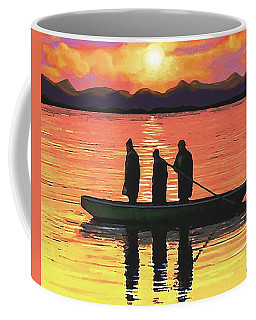 The Fishermen Coffee Mug