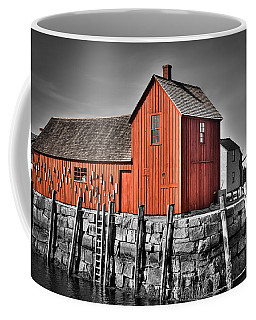 The Fishing Shack Coffee Mug
