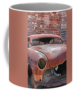 Coffee Mug featuring the photograph The Fixer Upper by Lynn Sprowl