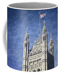 The Flag Flies Coffee Mug