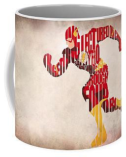 The Flash Coffee Mug by Ayse Deniz
