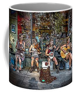 The Flat Pennies Coffee Mug