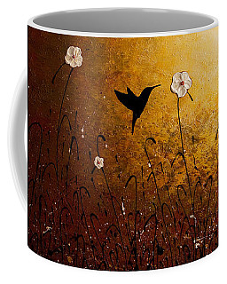 The Flight Of A Hummingbird Coffee Mug