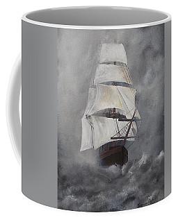 The Flying Dutchman Coffee Mug
