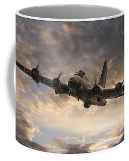 The Flying Fortress Coffee Mug
