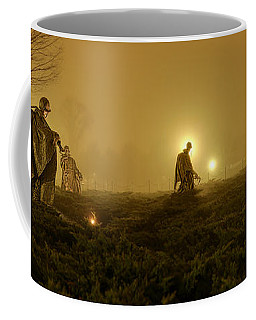 The Fog Of War #1 Coffee Mug