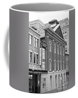 The Ford Theater  Coffee Mug