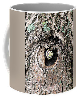 The Forest Is Watching Coffee Mug
