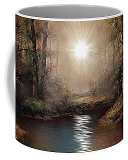Sunrise Forest  Coffee Mug