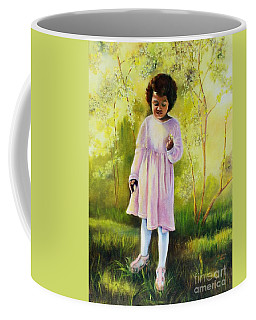 The Forsythia Coffee Mug by Marlene Book