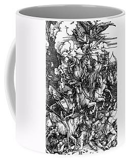 The Four Horsemen Of The Apocalypse Coffee Mug