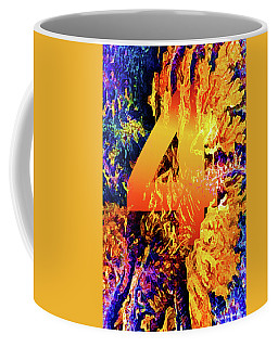 The Four Of Creation Coffee Mug by Chuck Mountain