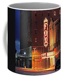 The Fox After The Show 2 Coffee Mug