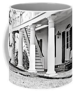 The Front Porch - Bw Coffee Mug