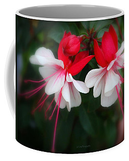 The Fuchsia Coffee Mug by Jeanette C Landstrom