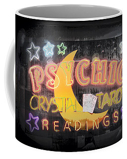 Coffee Mug featuring the photograph The Future by Lynn Sprowl
