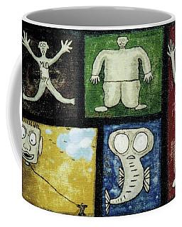 The Gang Of Five Coffee Mug
