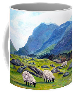 The Gap Of Dunloe Kilarney Ireland Coffee Mug