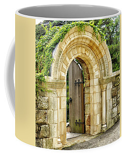 The Garden Gate Coffee Mug