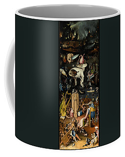 The Garden Of Earthly Delights. Right Panel Coffee Mug
