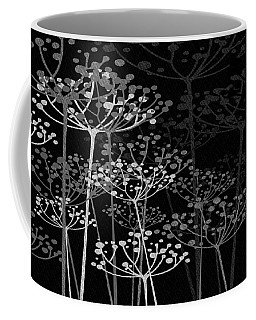 The Garden Of Your Mind Bw Coffee Mug