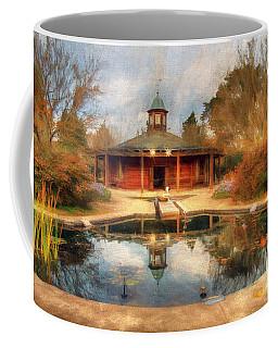 The Garden Pavilion Coffee Mug