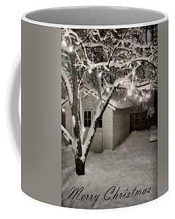 The Garden Sleeps Coffee Mug
