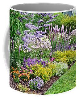 The Gardens Of Bethany Beach Coffee Mug