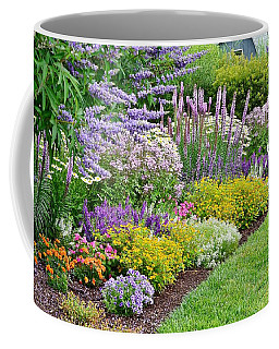 The Gardens Of Bethany Beach Coffee Mug