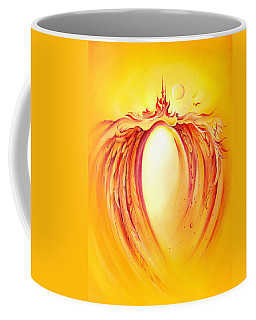 The Gate From Series Angel's Town Coffee Mug