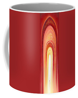 The Gate Of Light Coffee Mug