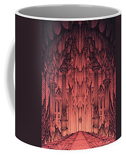 The Gates Of Barad Dur Coffee Mug