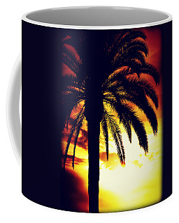 The Gates Of Hell Shall Not Prevail Coffee Mug by Sharon Soberon