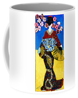 The Geisha Coffee Mug