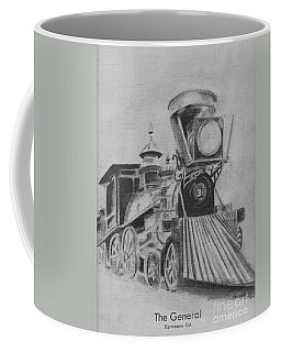 The General - Train - Big Shanty Kennesaw Ga Coffee Mug