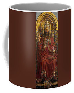 The Ghent Altarpiece Open  Coffee Mug