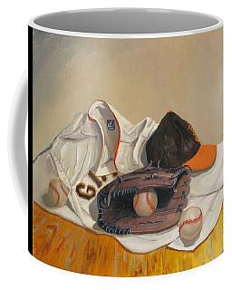 The Giant Sleeps Tonight Coffee Mug