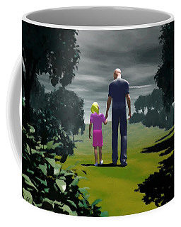 The Gift Of Being 'daddy' Coffee Mug