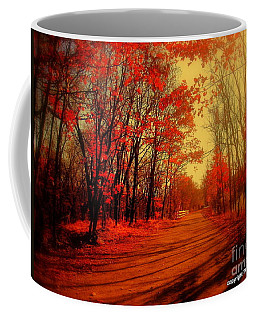 The Ginger Path Coffee Mug