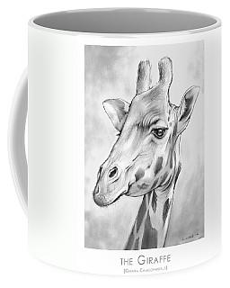 The Giraffe Coffee Mug